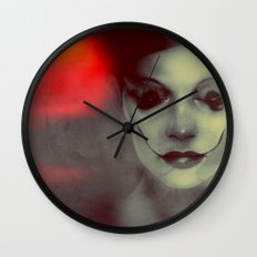 stoptryingtomakemesmile Wall Clock