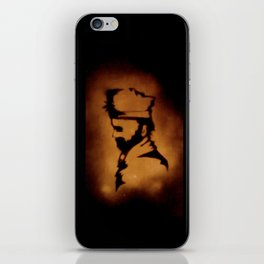 Axe Man iPhone Skin