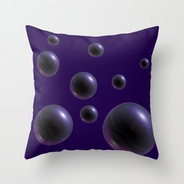 Floating Dreams Throw Pillow