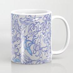 Squids of the inky ocean Coffee Mug