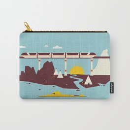 Magical Minimalism Carry-All Pouch