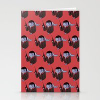 scarface Stationery Cards featuring Scarface Whale by CoolBreezDesigns