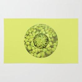 Green Beans Rug