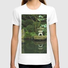 Japanese Garden Pond T-shirt