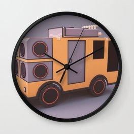 Vocal Wall Clock