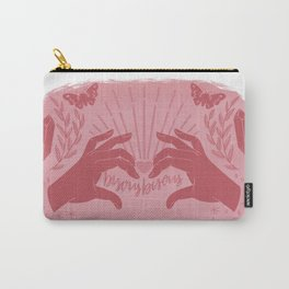 Bisous bisous Carry-All Pouch