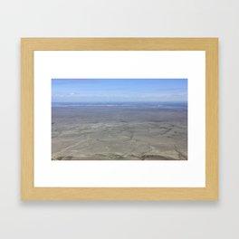Expansive Framed Art Print