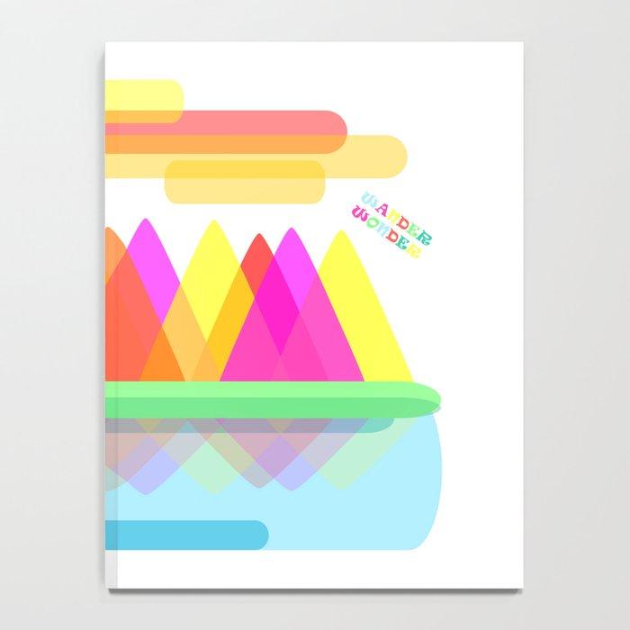 Wander Wonder Notebook