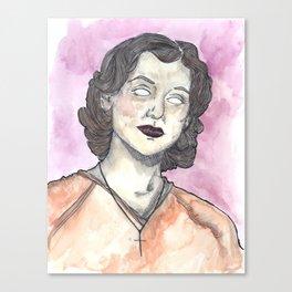 Morello OITNB Canvas Print