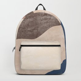 Abstract Watercolor XVII Backpack