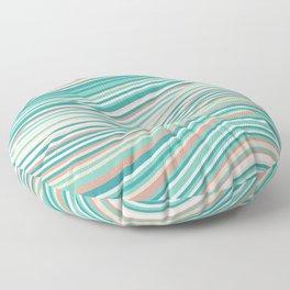 Calm Summer Sea 2 Floor Pillow