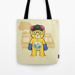 Heisenbear Tote Bag