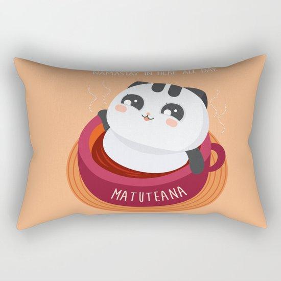 KITTEA Rectangular Pillow