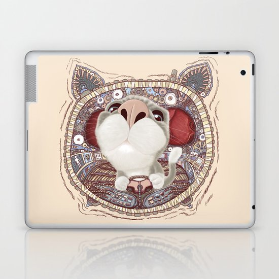Controlled Laptop & iPad Skin