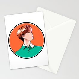 iKON Rainbow - Jinhwan Stationery Cards