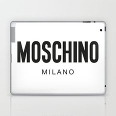 Moschino Milano Laptop & iPad Skin