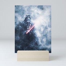 evil within Mini Art Print