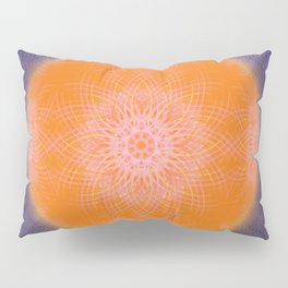 Digifloral Pillow Sham