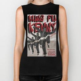KUNG FU---KENNY II Biker Tank