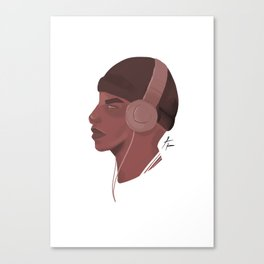 .beats. Canvas Print