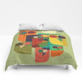 Owl squad Comforters