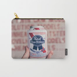 Pabst me a beer, please. Carry-All Pouch