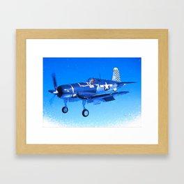 Corsair Framed Art Print