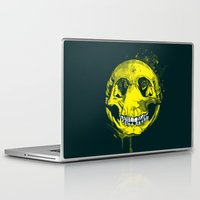 be happy Laptop & iPad Skins featuring happy by Steven Toang