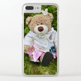 Stella Bear Adventures Clear iPhone Case