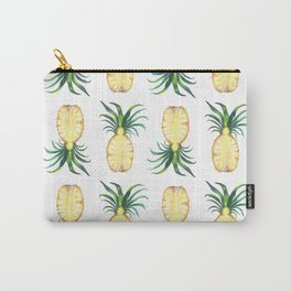 Pineapple Crown Carry-All Pouch