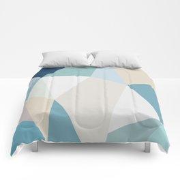 SPRING LOVE { BLUE } Comforters