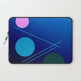 The 3 dots, power game 18 Laptop Sleeve