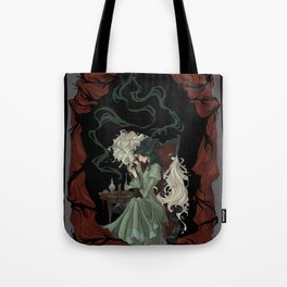 Tragically Ever After: Mina Tote Bag