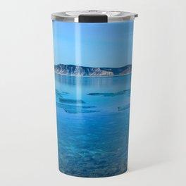 The Angara river Travel Mug