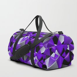 3D abstraction -08a- Duffle Bag