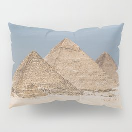 Giza Pyramid Complex Pillow Sham