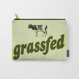 Grassfed Carry-All Pouch