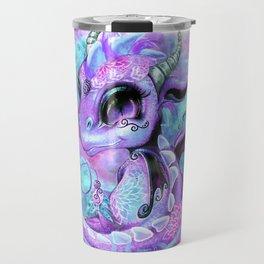 Lil DragonZ - Elements Series - Wind Travel Mug