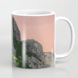 Saguenay Fjord Provincial Park Coffee Mug