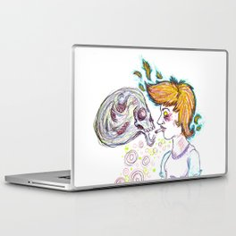 visions in smoke Laptop & iPad Skin