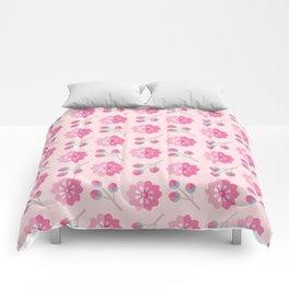 SAKURA CHERRY BLOSSOMS Comforters