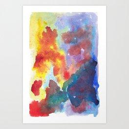 Guajara Art Print