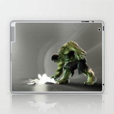 Puny Apple..... Laptop & iPad Skin