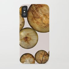 Wood Wood 2 iPhone X Slim Case