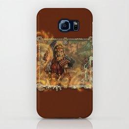 Fire Warrior iPhone Case