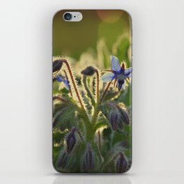 The Beauty of Weeds iPhone Skin