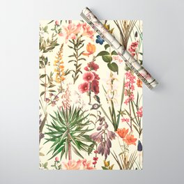 Secret Garden VI Wrapping Paper