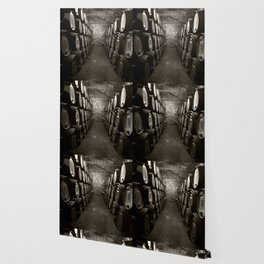 Barrels of Porto Wallpaper