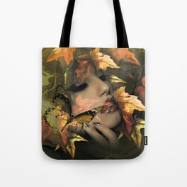 DAYS OF AUTUMN Tote Bag