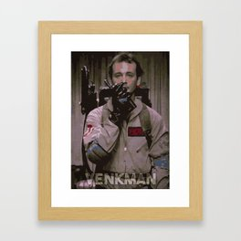 Venkman Framed Art Print